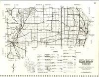 Map Image 012, Kenosha and Racine Counties 1986